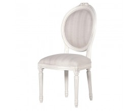 Štýlová provensálska stolička Antic Blanc