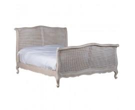 Štýlová vintage posteľ Miel Campo