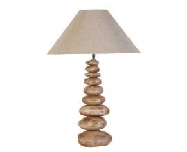 Vysoká dizajnová stolná lampa Jadalyn 69cm