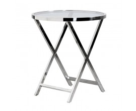 Dizajnový príručný stolík Cromia
