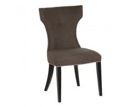Luxusná jedálenská stolička Benicia olivová