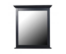 Štýlové nástenné zrkadlo Riva Noir