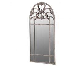 Luxusné oblúkové nástenné zrkadlo Galera 153cm