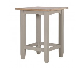 Štýlový vidiecky barový stôl Wexford