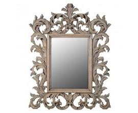 Dizajnové vyrezávané zrkadlo KOLONIAL