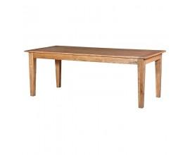 Masívny jedálenský stôl Oakfield 210cm