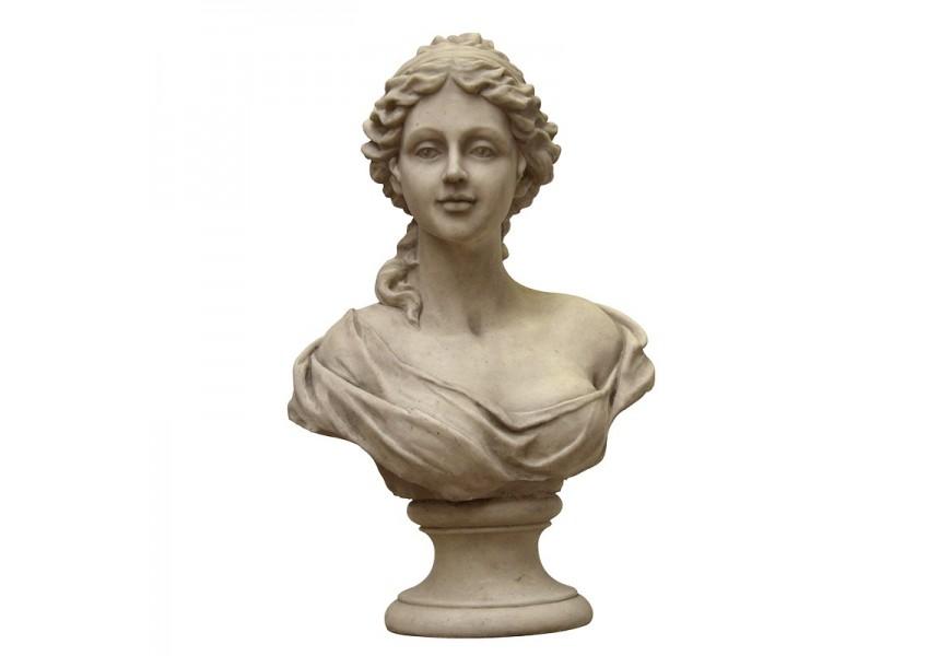 Jedinečná busta Venuša zo živice 42cm