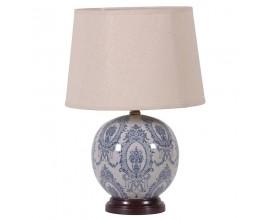 Luxusná keramická lampa GALLICA