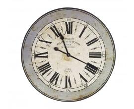 Vintage nástenné hodiny Paris 60cm