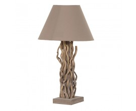 Dizajnová stolná lampa Driftwood