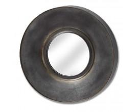 Štýlové nástenné okrúhle zrkadlo OSCURO 31cm