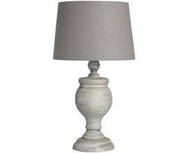 Štýlová provence stolná lampa UTHINA