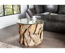 Dizajnový jedinečný konferenčný stolík Nature Lounge