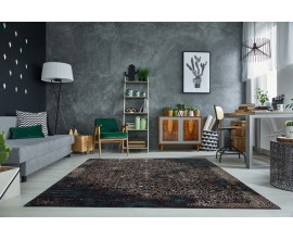 Luxusný vintage koberec Anatolian 240x160cm tmavý