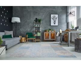 Luxusný vintage koberec Levante II 240x160cm modrošedý