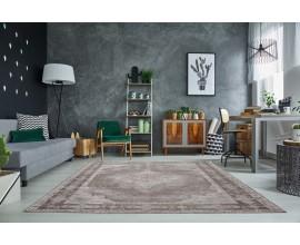 Luxusný vintage koberec Levante 240x160cm svetlo sivý