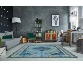 Luxusný vintage koberec Levante 240x160cm modrý