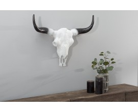 Štýlová lebka býka El Toro