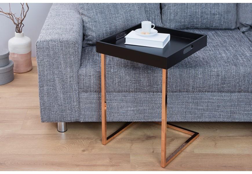 Dizajnový odkladací stolík Ciano