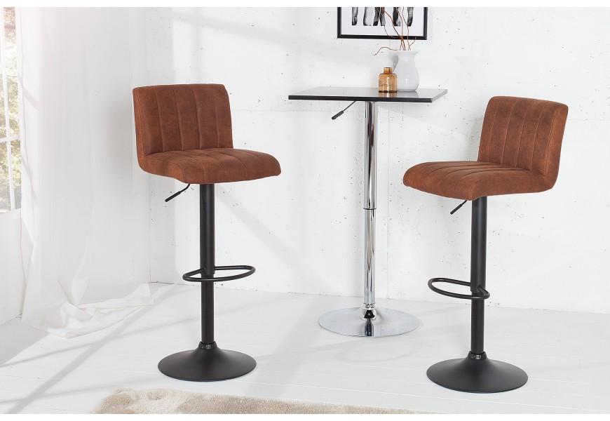 Dizajnová barová stolička Portland