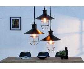 Dizajnová visacia lampa Factory