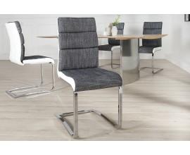 Dizajnová jedálenská stolička Wellness Struktur