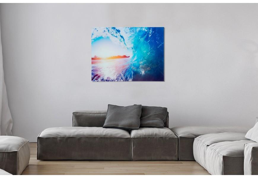 Dizajnový obraz Wave 60x80cm