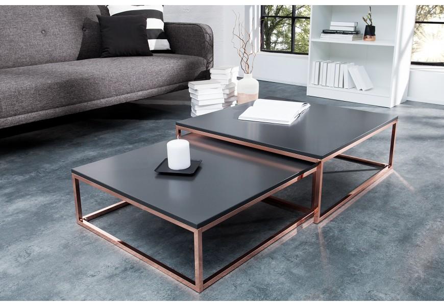 Dizajnové stolíky do moderne zariadených domácností