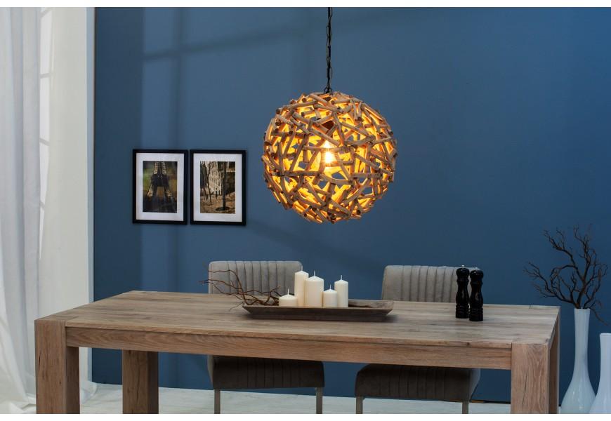 Štýlové závesné svietidlo Pure Nature 40cm