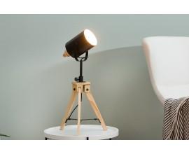Dizajnová moderná stolná lampa Tripod