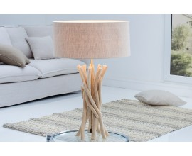 Dizajnová stolná lampa Cara