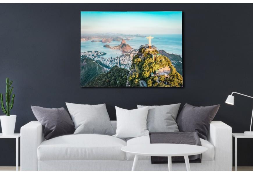 Dizajnový obraz Rio 80x60