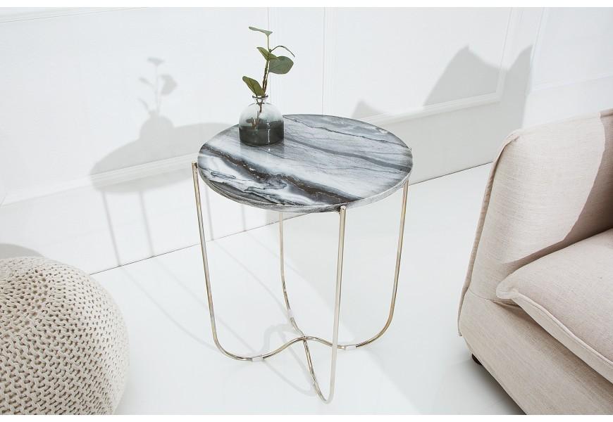 Dizajnový príručný stolík Jaspe
