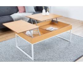 Dizajnový konferenčný stolík Fabric