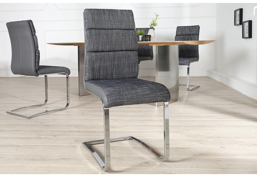 Dizajnová jedálenská stolička Wellness