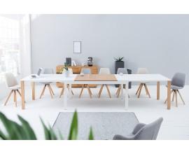 Moderný elegantný jedálenský stôl Goliath 180-420cm