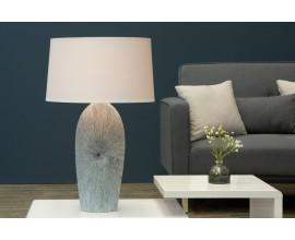 Dizajnová stolná lampa Maritim biela