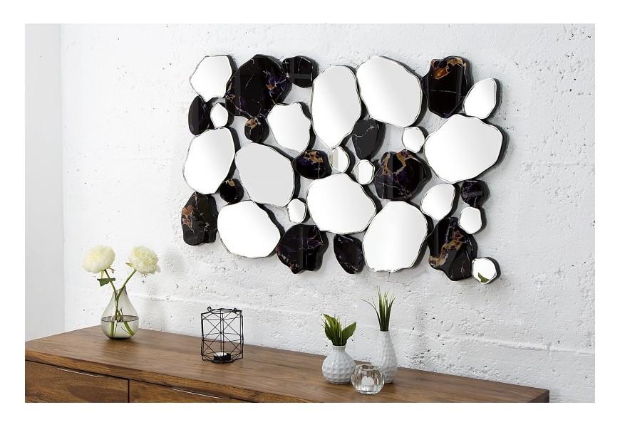 Dizajnové zrkadlo Marble 90cm