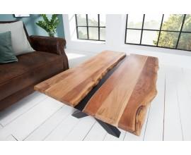 Dizajnový konferenčný stolík Amazonas 120cm