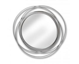 Dizajnové kovové zrkadlo Smergl 80cm