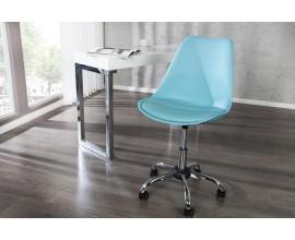 Dizajnová kancelárska stolička vhodná najmä do moderných priestorov
