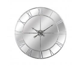 Dizajnové nástenné hodiny Foil 105cm
