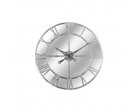 Dizajnové nástenné hodiny Foil 86cm