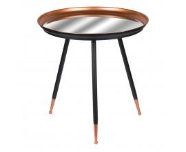 Dizajnový príručný stolík Antique 61cm