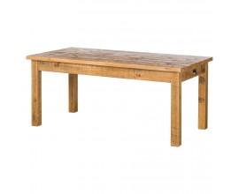 Štýlový jedálenský stôl z masívu Loire 180cm