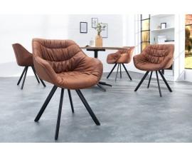 Industriálna stolička Antik do retro aj moderných interiérov