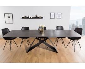 Dizajnový industriálny jedálensky stôl Copeland III 180-260 cm