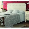 Luxusná štýlová posteľ Basilea