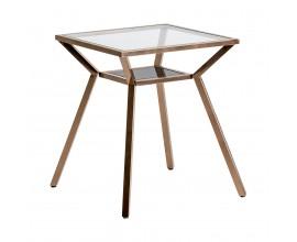 Dizajnový konferenčný stolík CALW v Art Deco štýle
