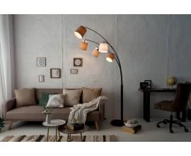 Štýlová stojacia lampa Levels